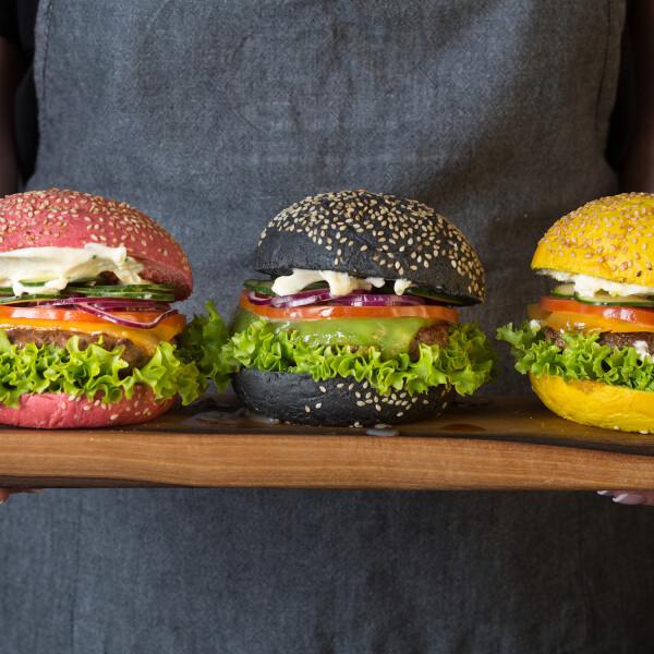 BSH Hausgeräte AG - Burger and Sides